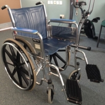 "18"" Wheelchair (Tracer)"