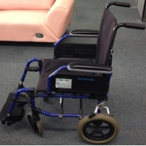 "16"" Wheelchair (EIM-104)"