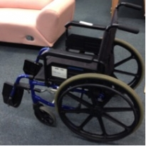 "16"" Wheelchair (EIM102)"