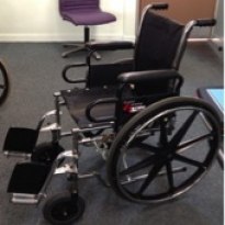 "16"" Wheelchair (EZ Lite)"