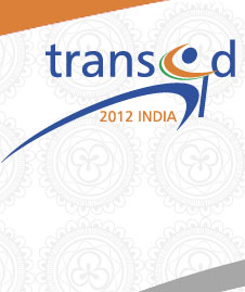 第十三屆長者及殘疾人士交通及運輸服務國際大會第十三屆長者及殘疾人士交通及運輸服務國 際大會(TRANSED 2012印度)