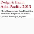 Design & Health Asia Pacific 2013